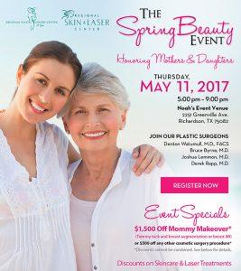 Spring Beauty Event Dallas